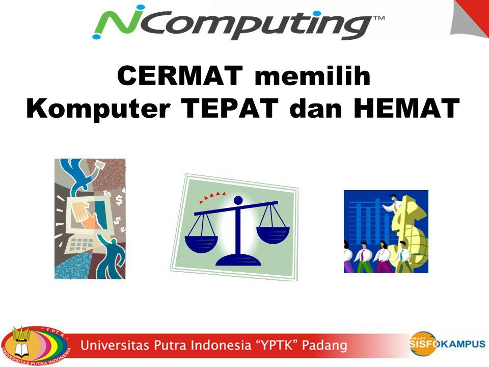 1 CERMAT memilih Komputer TEPAT dan HEMAT