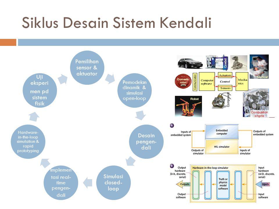 Siklus Desain Sistem Kendali