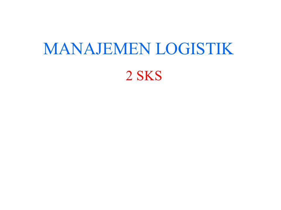 Evolusi Manajemen Logistik 1980 - 1985 : Perubahan Politik dan Teknologi 1.