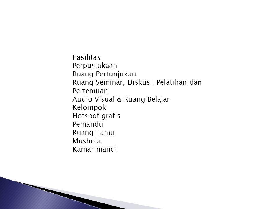 Kontak Alamat : Jl.Jend. A. Yani No. 6 Yogyakarta.
