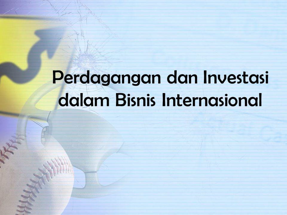 Perusahaan Yang Melakukan Bisnis Internasional Perusahaan multidomestik : Menjalankan bisnis melalui beberapa unit / perusahaan lokal di luar negeri S