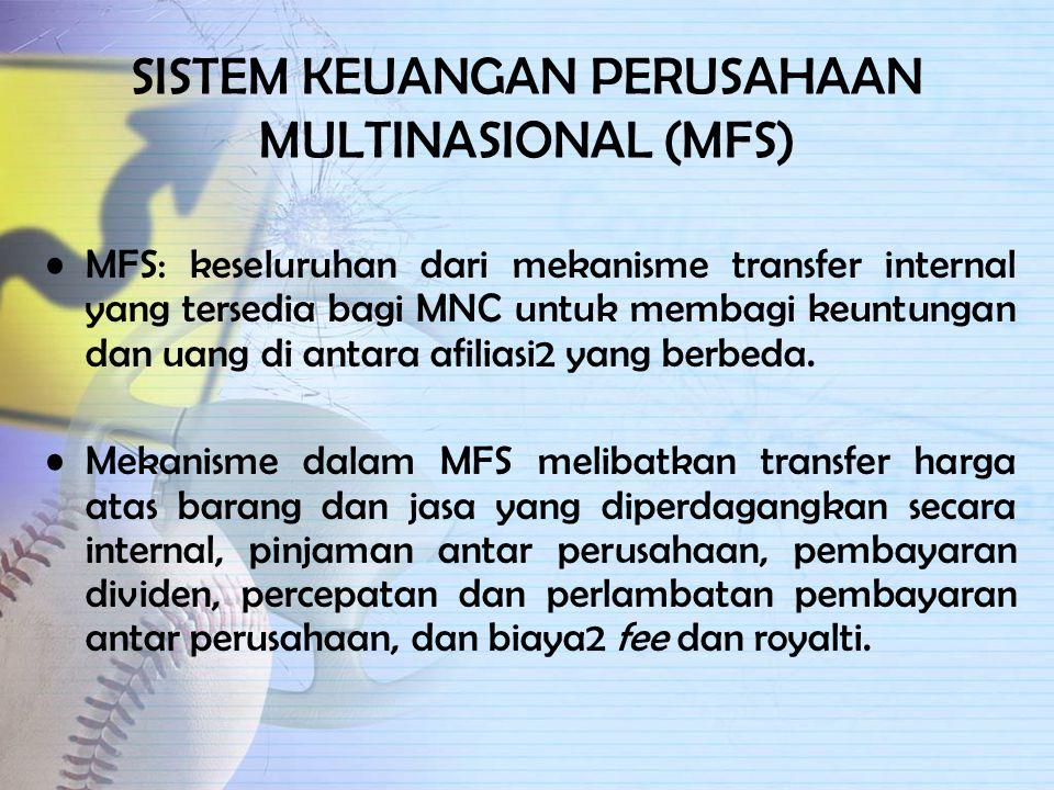 Motif strategis MNC berinvestasi di luar negeri: 1.Pasar 2.Bahan mentah 3.Efisiensi 4.Pengetahuan 5.Keamanan politik.