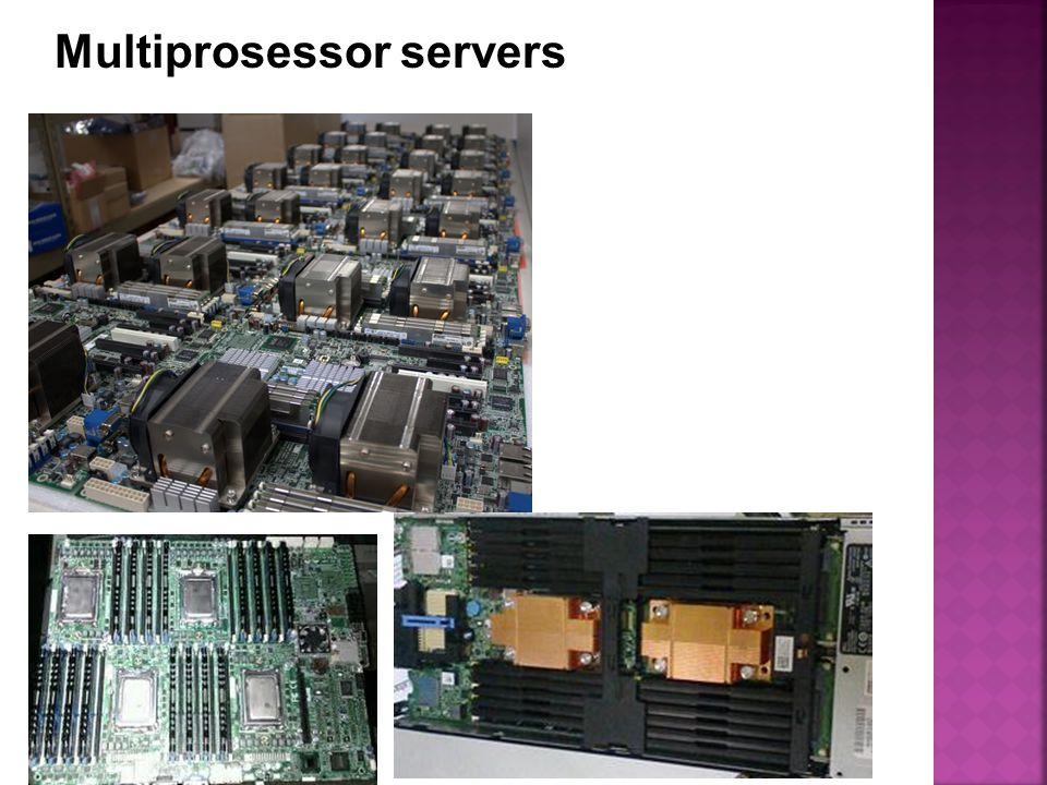 Multiprosessor servers