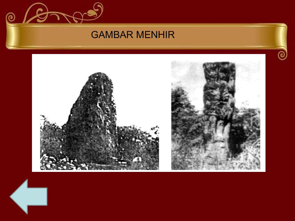 GAMBAR MENHIR