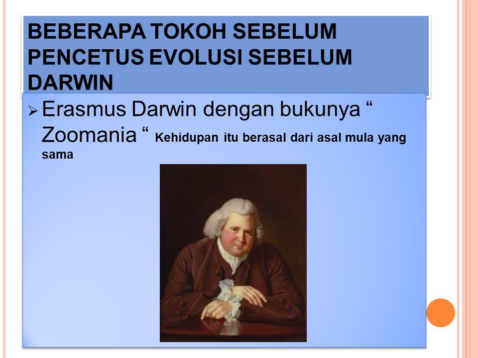 Evolusi progresif : Evolusi yang menghasilkan spesies yang memungkinkan untuk dapat bertahan hidup. Evolusi regresif : Evolusi yang menghasilkan spesi