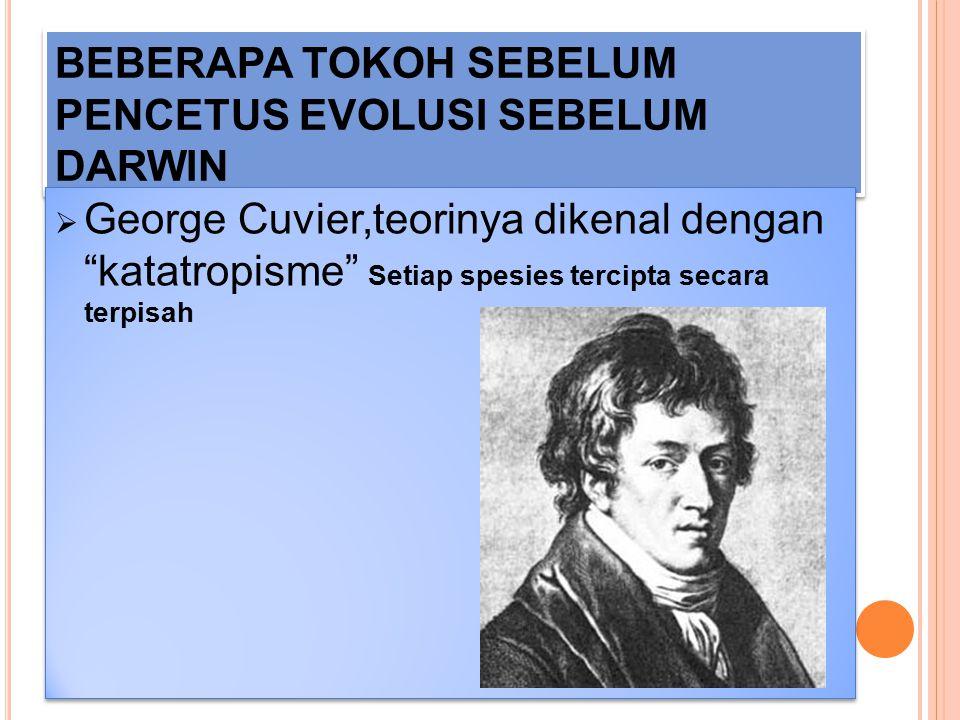 """BEBERAPA TOKOH SEBELUM PENCETUS EVOLUSI SEBELUM DARWIN  Thomas Robert Maltus dengan bukunya """"Essay on the principle of population"""" perjuangan untuk h"""