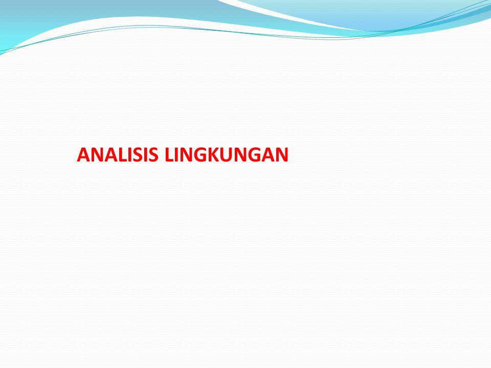 ANALISIS LINGKUNGAN