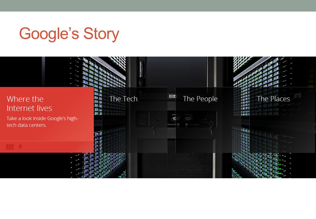 Google's Story