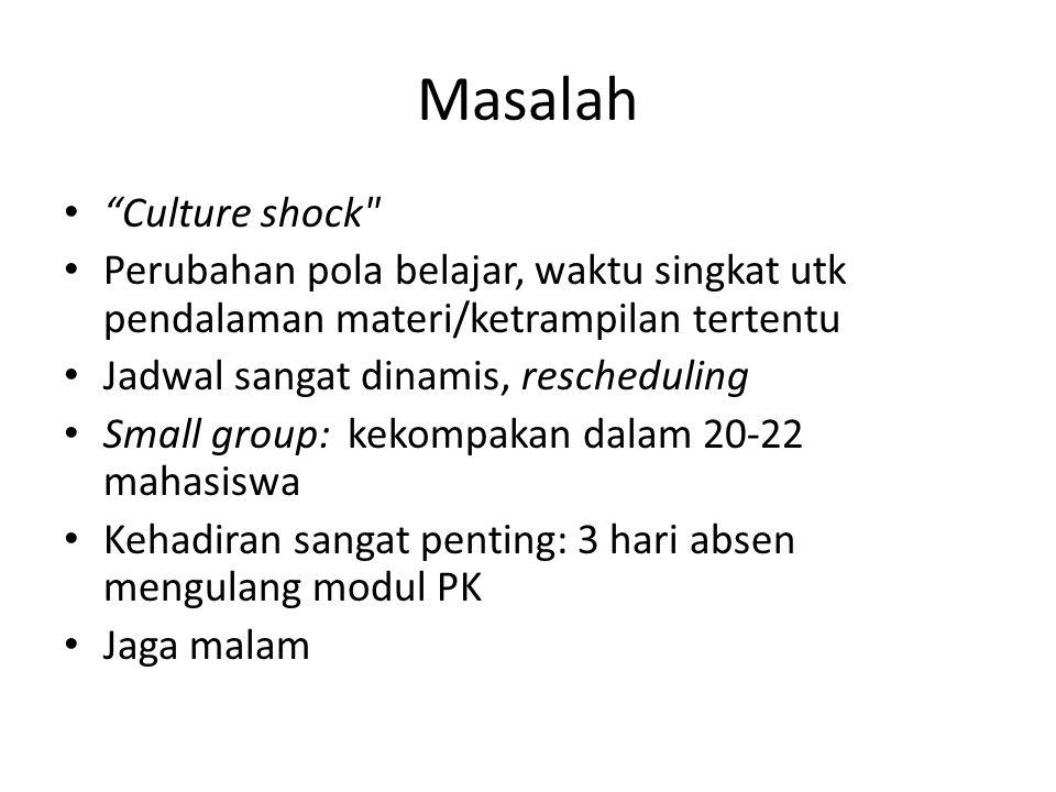 """Masalah """"Culture shock"""