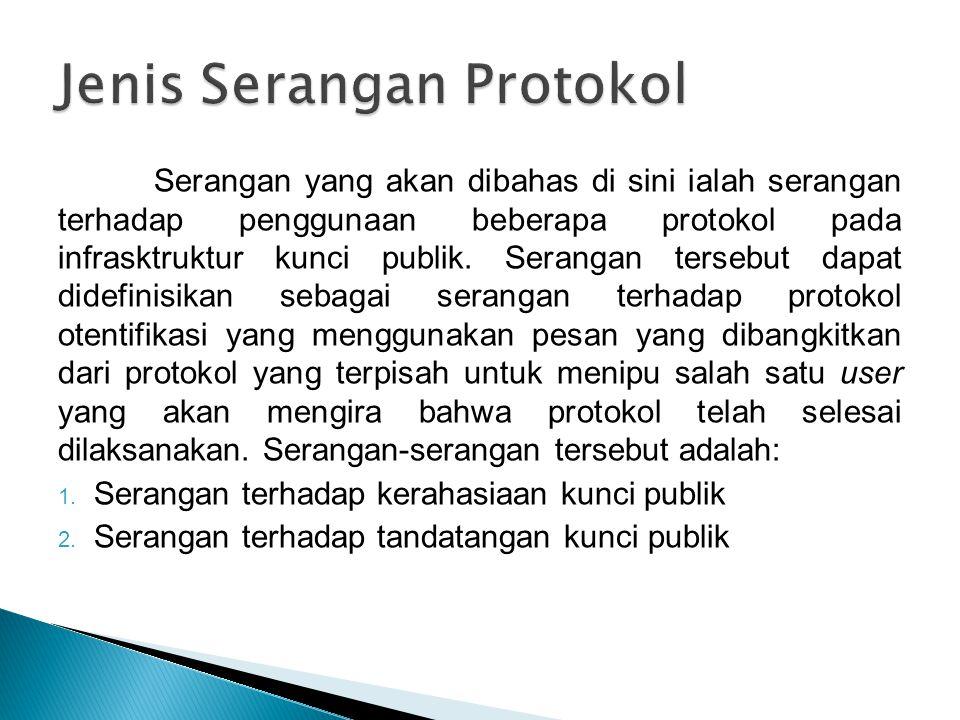 Protokol Nedham Schroeder adalah protokol yang bertujuan untuk membangun hubungan dan otentifikasi komunikasi antara pihak A dan pihak B untuk dapat bertukar nilai rahasia.