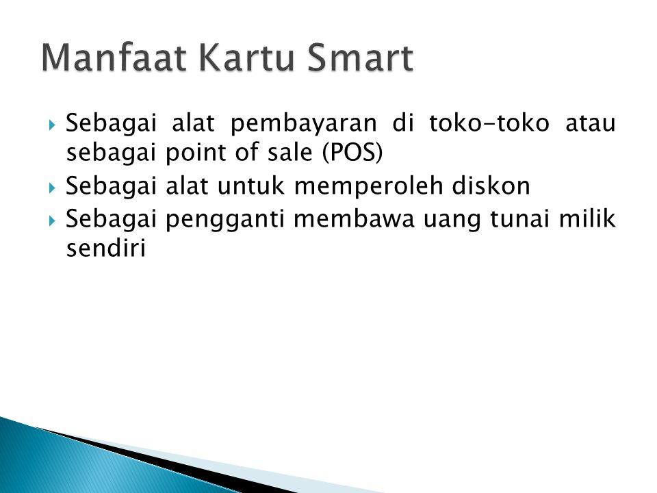 Pengoperasian Tabungan 1.Secara On-line 2. Secara Off-line Akuntansi Untuk Tabungan Smart : 1.