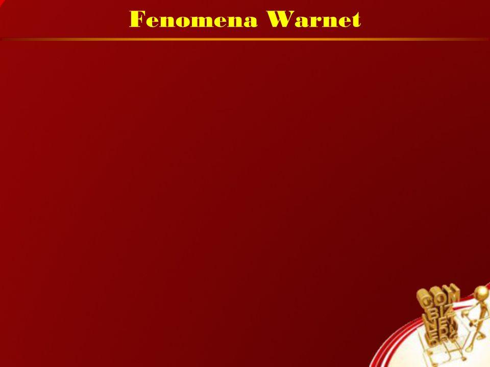 Fenomena Warnet