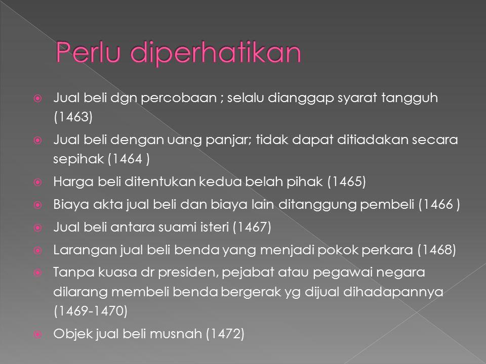 Diagram Letter Of Credit PEMBELIPENJUAL ISSUING BANK ADVISING BANK Contract (1) (5) (7) (3) (4) (6) (2)(8) (1)Penandatanganan Kontrak (2)Pengajuan Pembukaan L/C kepada Issuing Bank oleh Pembeli (Applicant) (3)Pembukaan L/C oleh Issuing Bank, yang disampaikan kepada Penjual melalui Advising Bank.