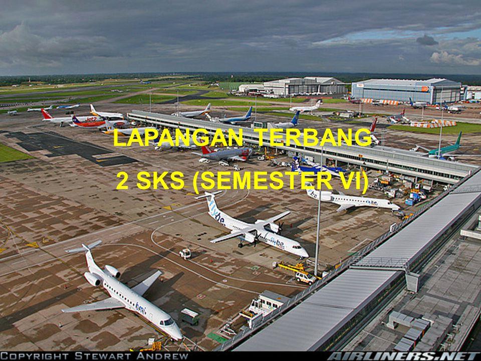 Perencanaan Fasilitas Terminal pada Bandar Udara 1.