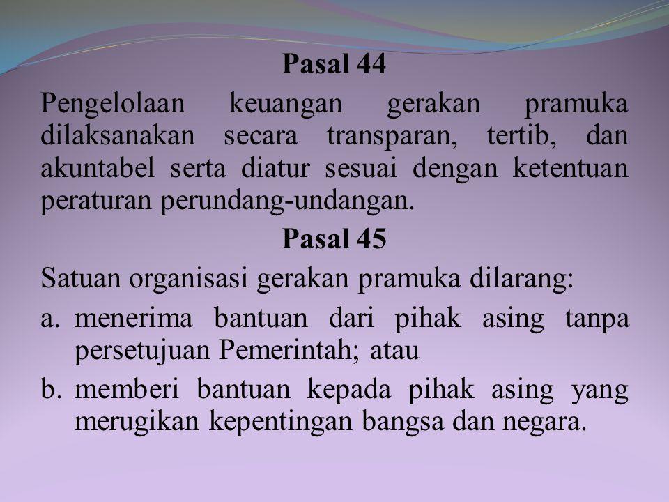(2)Selain sumber keuangan sebagaimana dimaksud pada ayat (1), Pemerintah dan pemerintah daerah dapat memberikan dukungan dana dari anggaran pendapatan