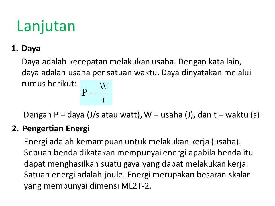 3.Bentuk-bentuk Energi Energi kimia yaitu energi yang terkandung dalam bahan bakar, makanan, atau minuman.
