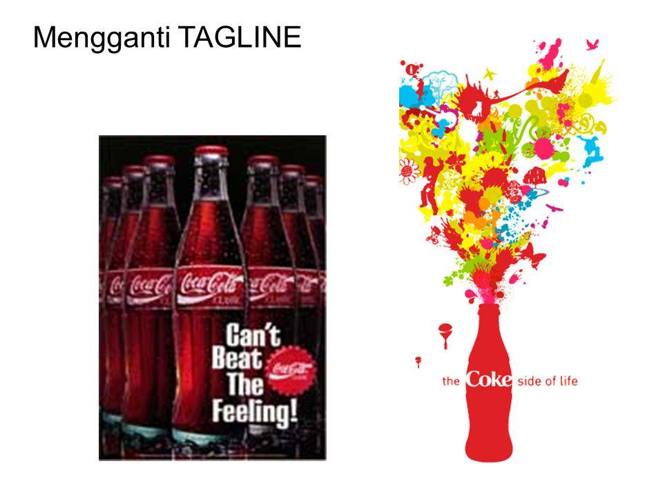 Mengganti TAGLINE