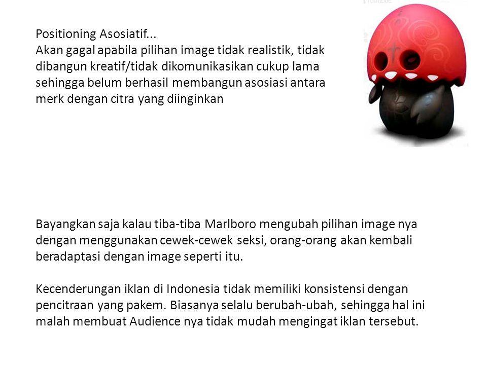 Positioning Asosiatif...