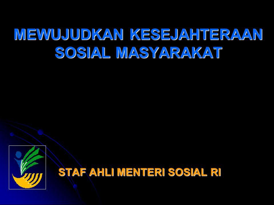 Hakekat Tujuan Pelayanan Sosial 1.