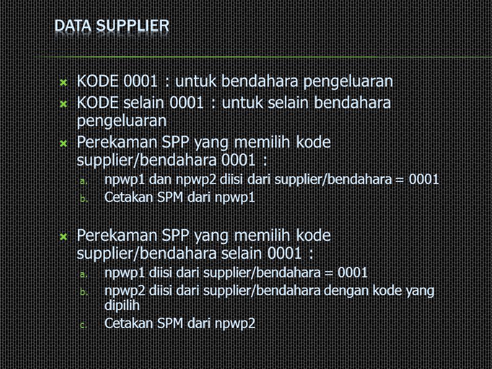  Login aplikasi dengan user level SPP  Menu Utiliti -> Setting Bank Operasional  Terdapat empat (4) Daftar Bank Operasional / Bank SPAN dengan default pilihan Non Default (Gambar1)  Pilih minimal satu(1) Bank tersebut sesuai kondisi / status di KPPN mitra kerja.