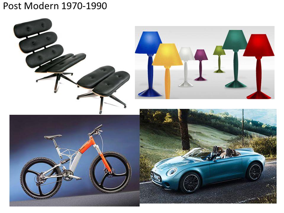 Post Modern 1970-1990