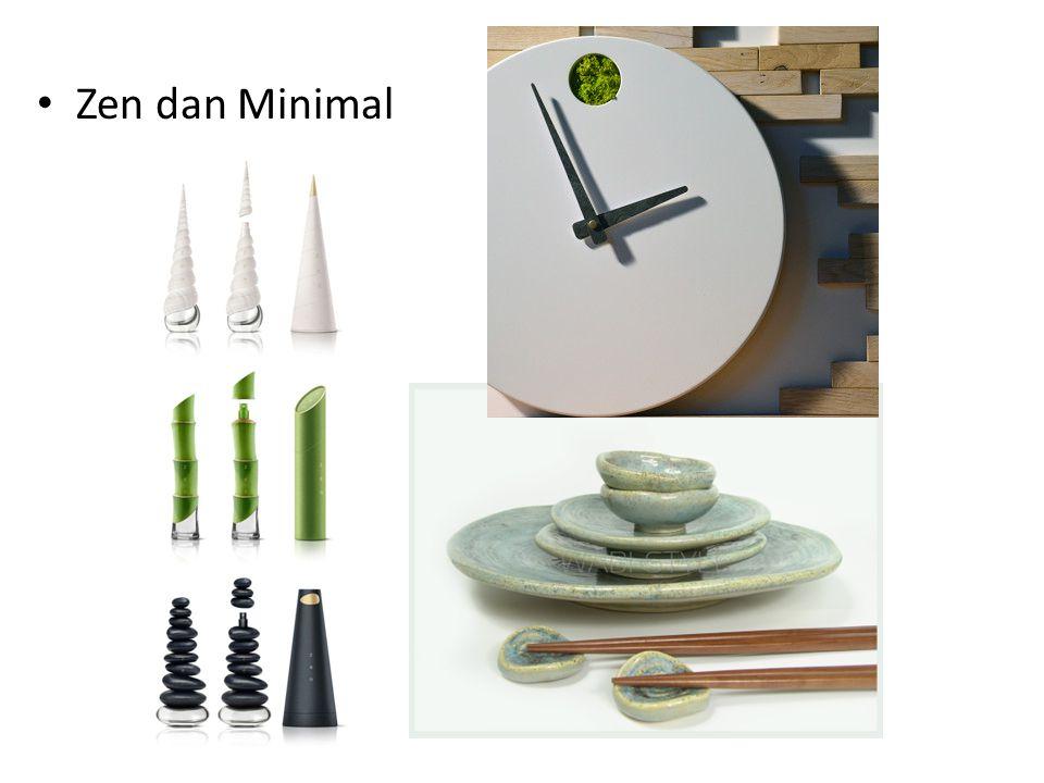 Zen dan Minimal