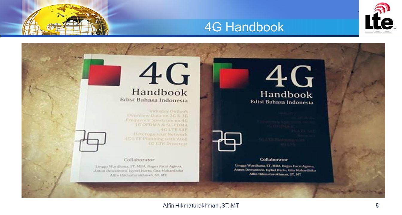 LOGO 4G Handbook Alfin Hikmaturokhman.,ST.,MT5