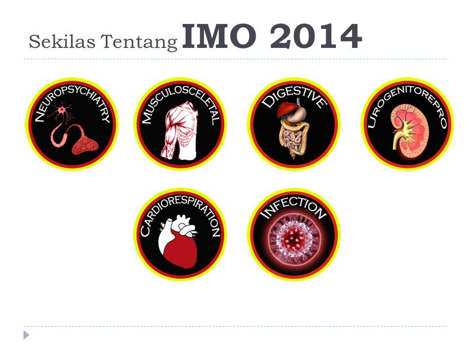 Sekilas Tentang IMO 2014