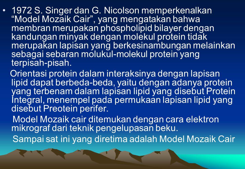 1972 S.Singer dan G.