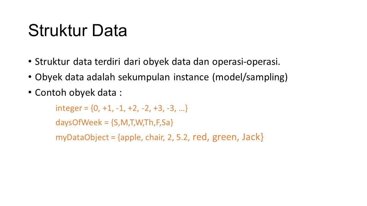 Tujuan Instruksional Mahasiswa mampu : Memahami struktur data dari linear list Mampu merepresentasikan linear list menggunakan array dan linked list Mengimplementasikan linear list ke dalam program