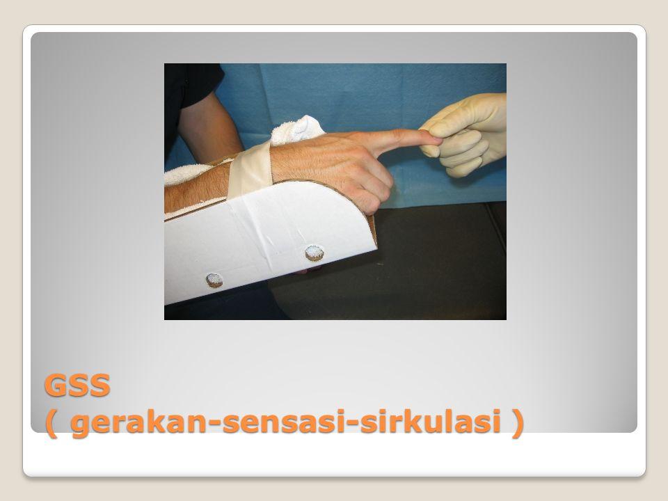 GSS ( gerakan-sensasi-sirkulasi )