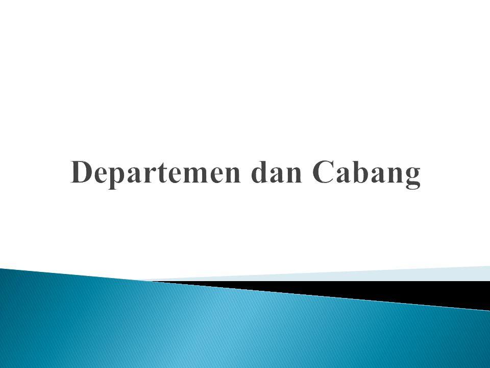 Kantor Pusat mengirim barang dagang ke Kantor Cabang-B dan di nota sebesar Harga Pokok Rp.