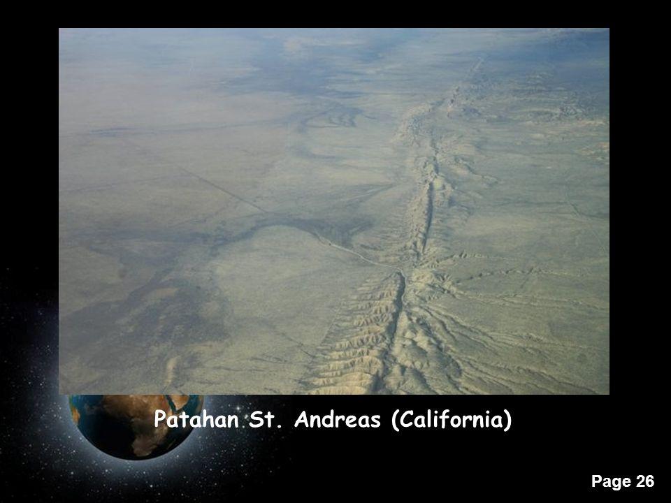 Page 26 Patahan St. Andreas (California)