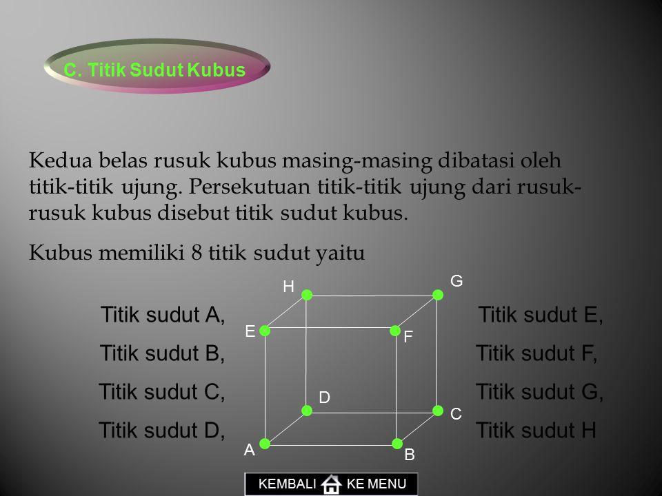 V = a x a ² = a³ Keterangan: V= Volume kubus a = panjang rusuk kubus Lapisan ke- a = a x a = a² a a a Lapisan ke-3 = a x a = a² Lapisan ke-2 = a x a = a² Lapisan ke-1 = a x a = a² Klik .