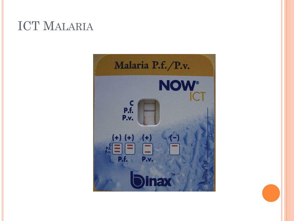 ICT M ALARIA