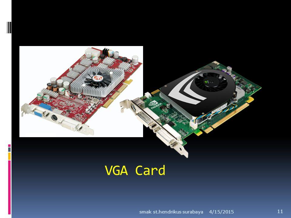VGA Card 4/15/2015smak st.hendrikus surabaya 11