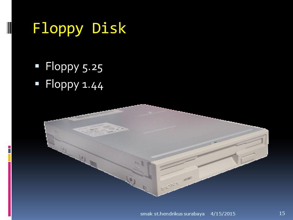 Floppy Disk  Floppy 5.25  Floppy 1.44 4/15/2015smak st.hendrikus surabaya 15