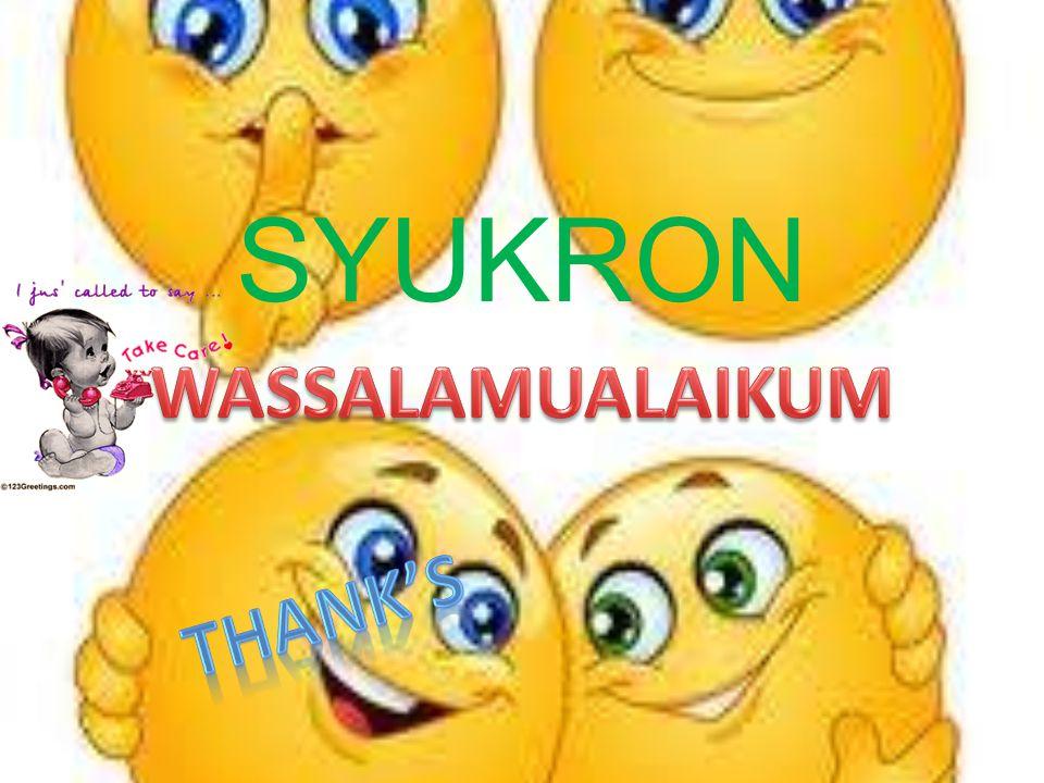 SYUKRON