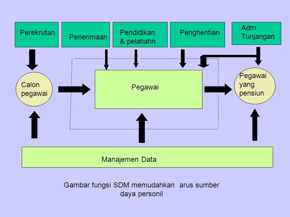 Model Sistem Informasi Sumber Daya Manusia Satu hal dari SDM yang membedakannya dari sistem informasi fungsional lain adalah beragamnya aplikasi yang di mungkinkan.
