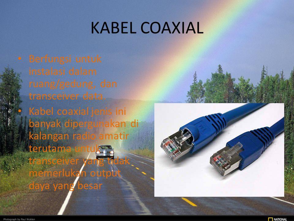 REPEATER REPEATER berfungsi untuk penguat sinyal dari kabel. Repeater juga berfungsi sebagai memperbesar batasan panjang satu segmen.