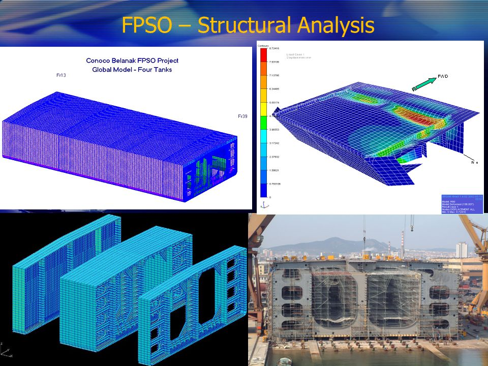 FPSO – Structural Analysis