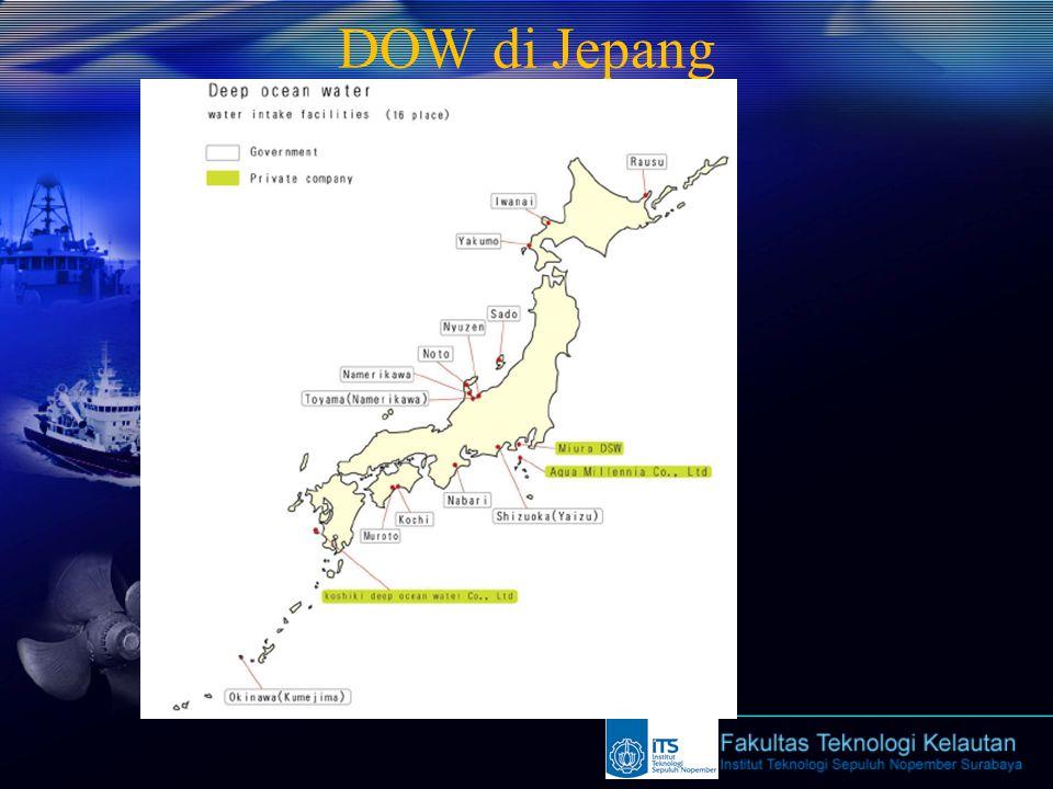 DOW di Jepang