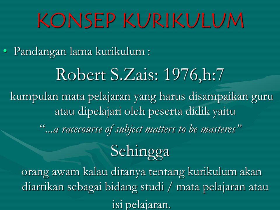 Relevansi ► Isi pendidikan relevan dengan kebutuhan, minat dan kehidupan siswa.
