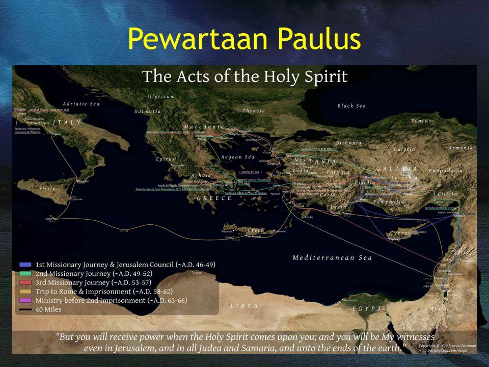 Pewartaan Paulus