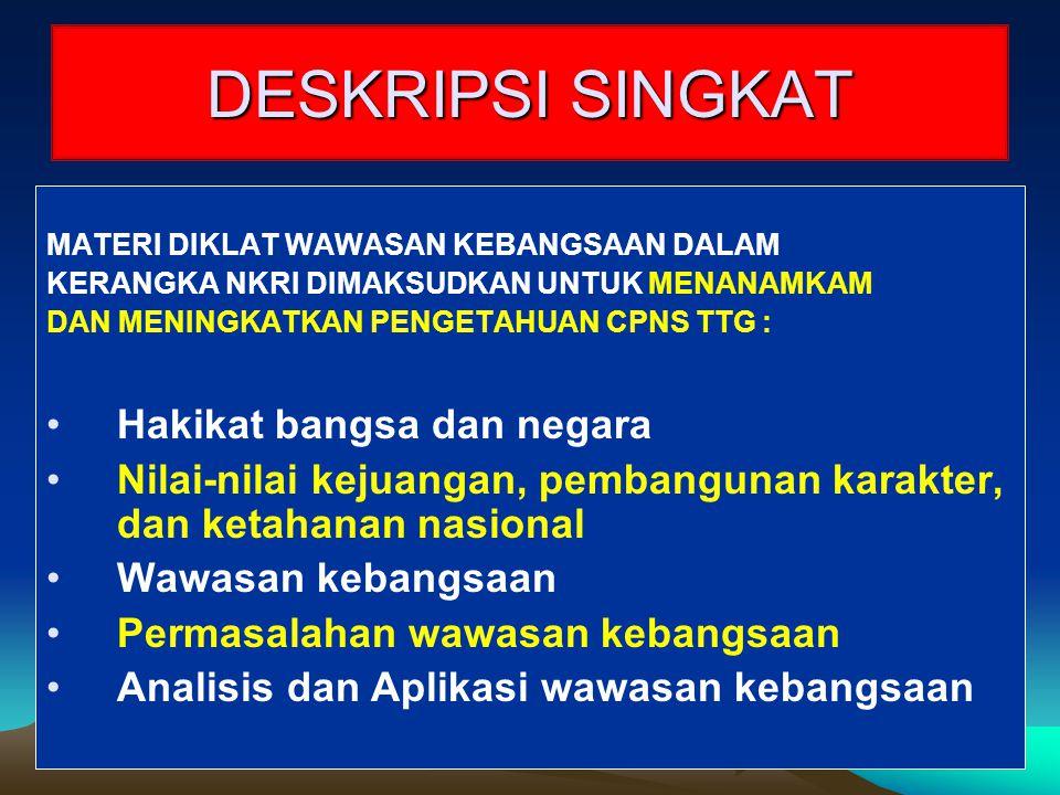 DI INDONESIA SEMANGAT NASIONALISME ATAU KECINTAAN PD BANGSA OLEH PENDIRI NEGARA DG CERDIK DIPADUKAN DG HARGA DIRI (DIGNITY) UTK MELAWAN PENINDASAN KOLONIALISME CONTOH : SEMANGAT BERJUANG RELA BERKORBAN SIKAP TULUS TANPA PAMRIH UNTUK KEJAYAAN BANGSA