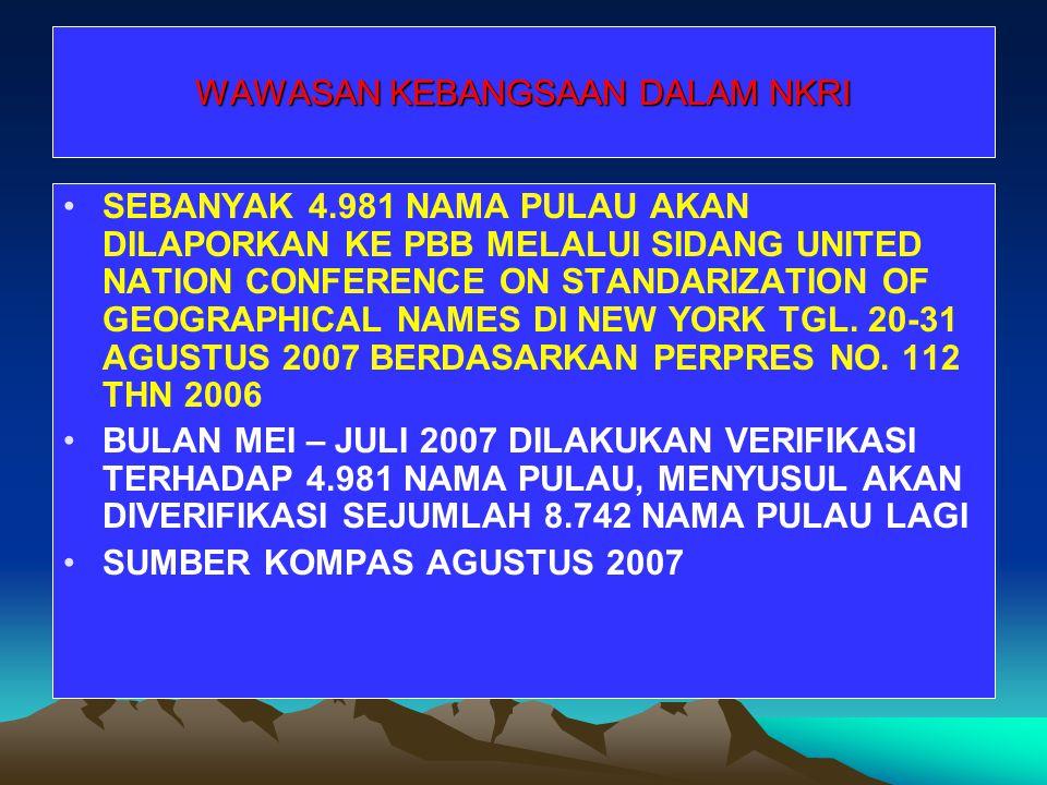 MIMPI INDAH MERAJUT KEBANGSAAN ALANGKAH INDAHNYA JIKA KERAGAMAN RAS, AGAMA, SUKU, DAN GOLONGAN DAPAT DIJADIKAN MODAL BERSAMA UNTUK MEMBANGUN INDONESIA