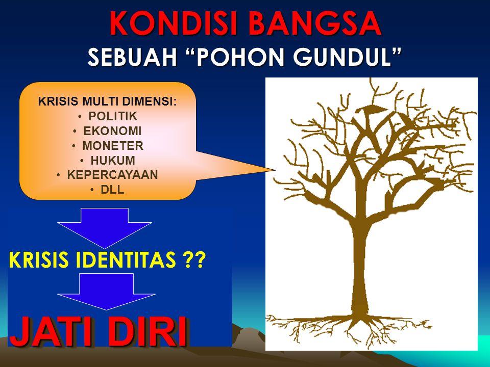 INDONESIA MENANGIS RAKYAT BERDARAH- DARAH KONFLIK YANG MENGGOYANG KEUTUHAN BANGSA SEPANJANG TAHUN 1998 S.D.