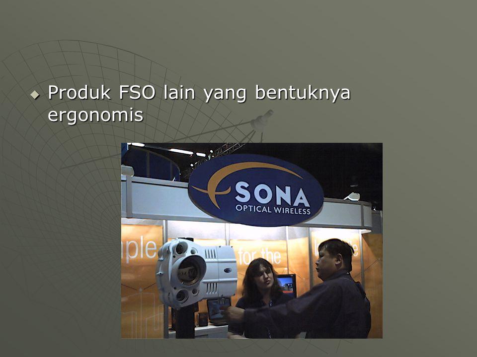  Produk FSO lain yang bentuknya ergonomis
