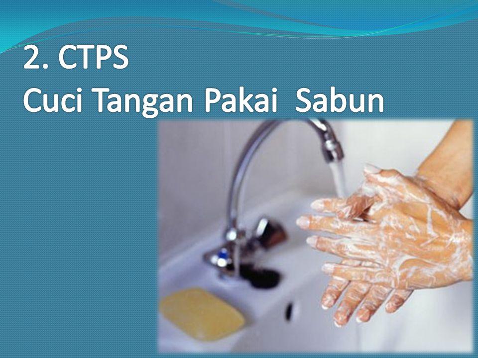 Mengapa harus CTPS?