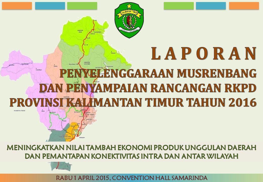 32 Meningkatkan Nilai Tambah Ekonomi Produk Unggulan Daerah dan Pemantapan Konektivitas Intra dan Antar Wilayah 1.